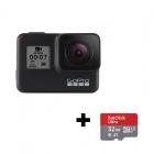 GoPro Hero7 Black + Carte SD 32Go offerte