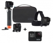 GoPro Hero7 Black + Pack Aventure offert