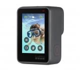 GoPro Hero7 Silver avec écran - vue de dos