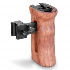 Grip en bois pour DSLR avec fixation Nato 2187 - SmallRig