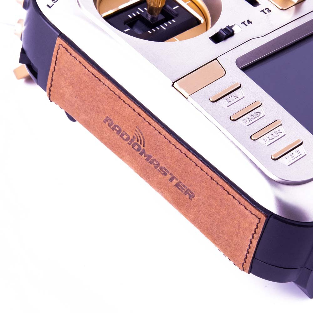 Grips en cuir pour radiocommande TX16s - RadioMaster