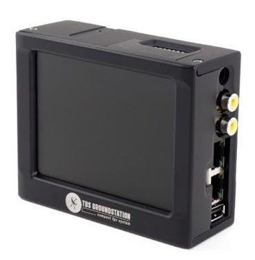 Ground Station récepteur audio/vidéo 2,4 GHz TBS
