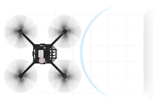 guidance dji obstacles