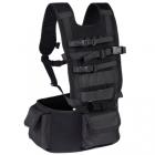 Harnais de transport + sacoche pour Phantom 4 vue de dos