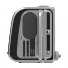 Hasselblad 907X 50C emplacement batterie