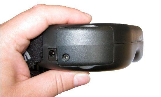 Head tracker Trinity pour lunettes Fatshark Dominator