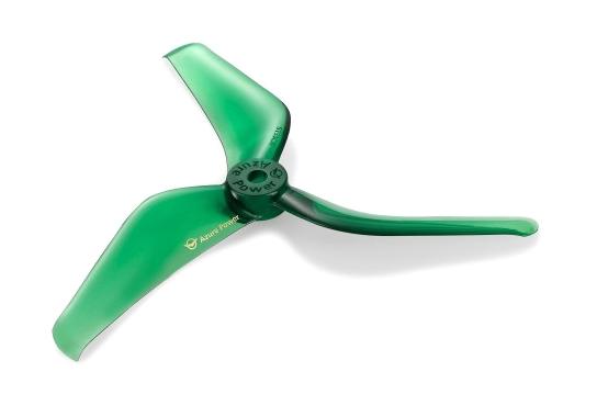 Hélices Azure Power 5150 tripale vert