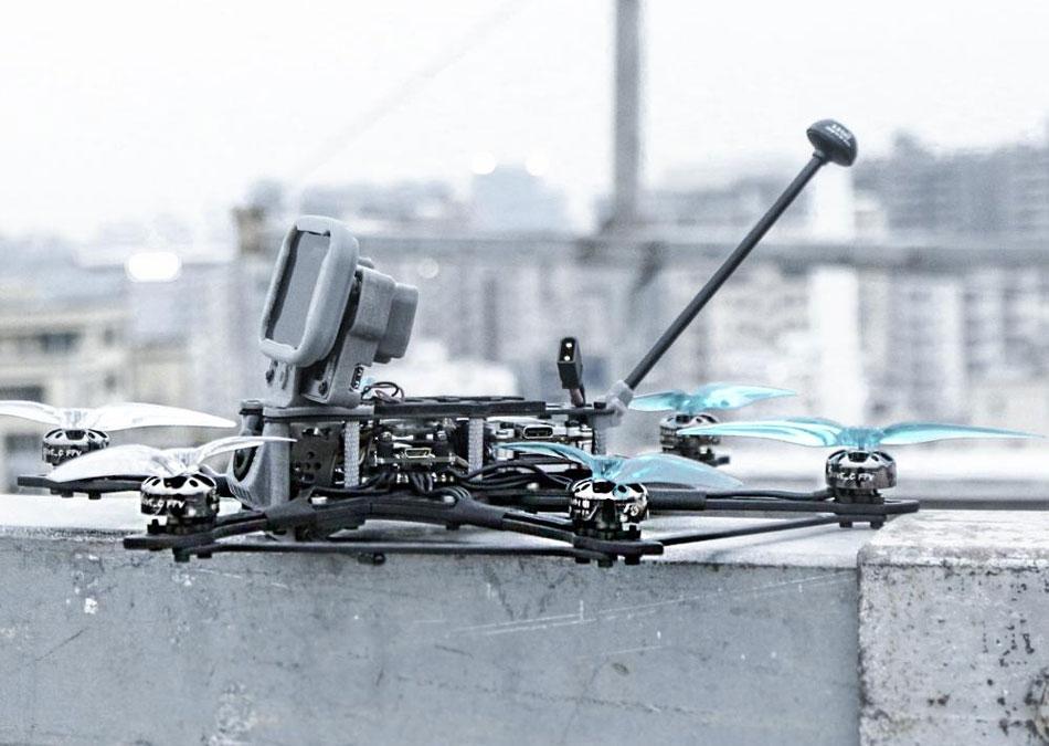 HEX LR4 Analog/TBS - Flywoo