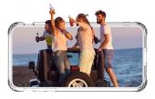 HoloFrame pour caméra Insta360 EVO