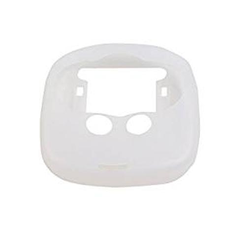 Housse blanche de protection silicone pour radiocommande Phantom 4