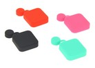 Housse silicone objectif GoPro Hero 3+ avec caisson