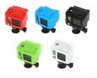 Housse silicone STS pour GoPro Hero 3 avec caisson