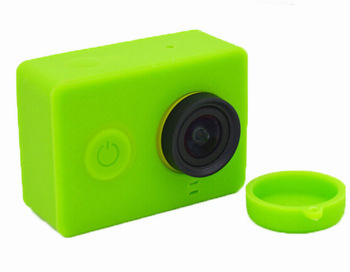 Housse silicone couleur pour Xiaomi Yi Cam