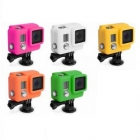 Housse silicone Xsories pour GoPro Hero3+ et 4