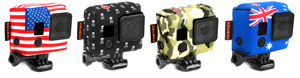 Housse Tuxsedo pour GoPro Hero 3+/4 - Xsories - photo 1