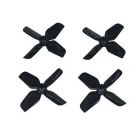 HQ Micro Whoop Prop 1.2X1.2X4 (2CW+2CCW)-ABS-0.8MM Shaft