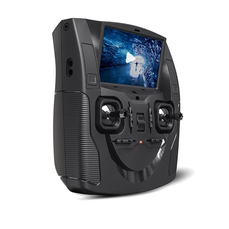 Radiocommande LCD du Hubsan X4 FPV+ (H107D+)