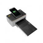 L'imprimante photo Kodak dispose d'un Dock permettant la recharge de votre smartphone Android pendant l'impression