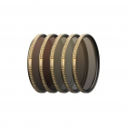Inspire 2 - 46mm Shutter Collection - 5 Pack - Polar Pro