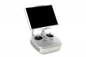 Cette radio ergonomique est un véritable bijou. Elle permet accéder rapidement aux fonctions de contrôle du drone et de sa caméra. Elle dispose d\'un support pour un smartphone ou une tablette.