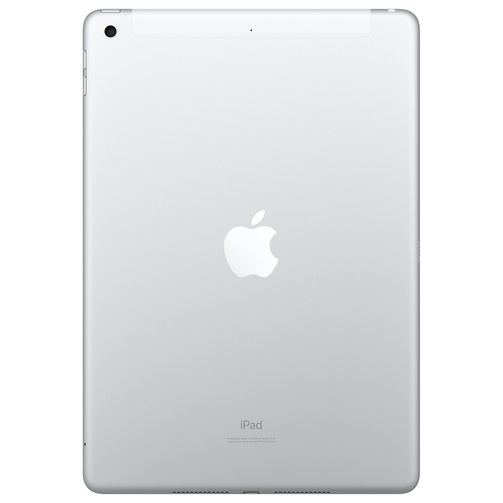 "iPad Wi-Fi 10.2"" (Silver) - Apple"