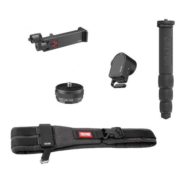 Kit d'accessoires Creator pour Zhiyun Weebill