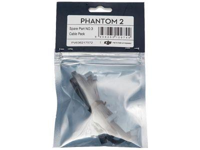Kit câbles de rechange pour DJI Phantom 2