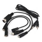 Kit câbles et dongle USB pour simulateurs RC