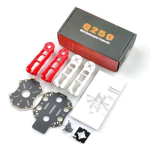 Kit châssis Totem Q250 - Emax