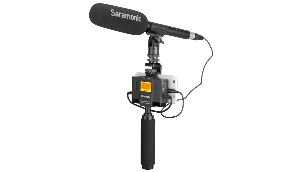 Kit complet microphone HF RX9TX9TX9 - Saramonic