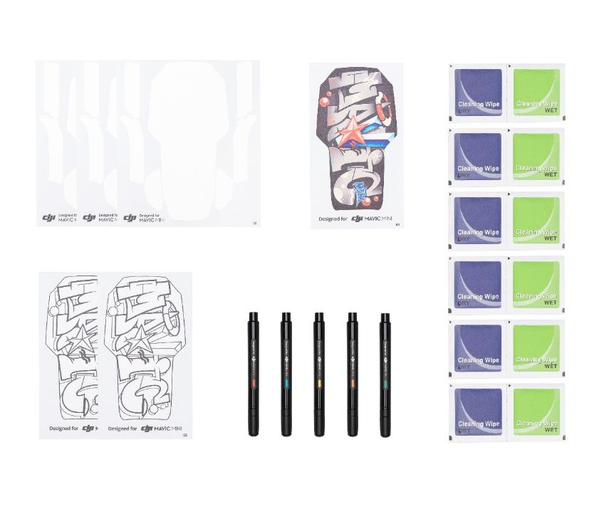 Kit créatif DIY pour DJI pour Mavic Mini