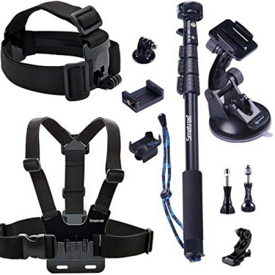 Kit d\'accessoires outdoor 13-en-1 - Smatree
