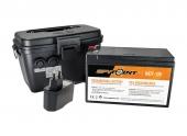 Kit d\'alimentation 12V pour pièges photo - Spypoint