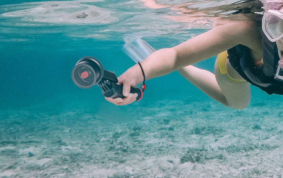Kit de 3 filtres de plongée pour DJI Osmo Pocket - PGYTECH