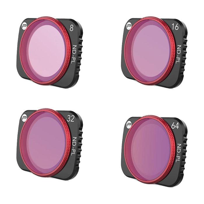 Kit de 4 filtres ND-PL professionnels - PGYTECH
