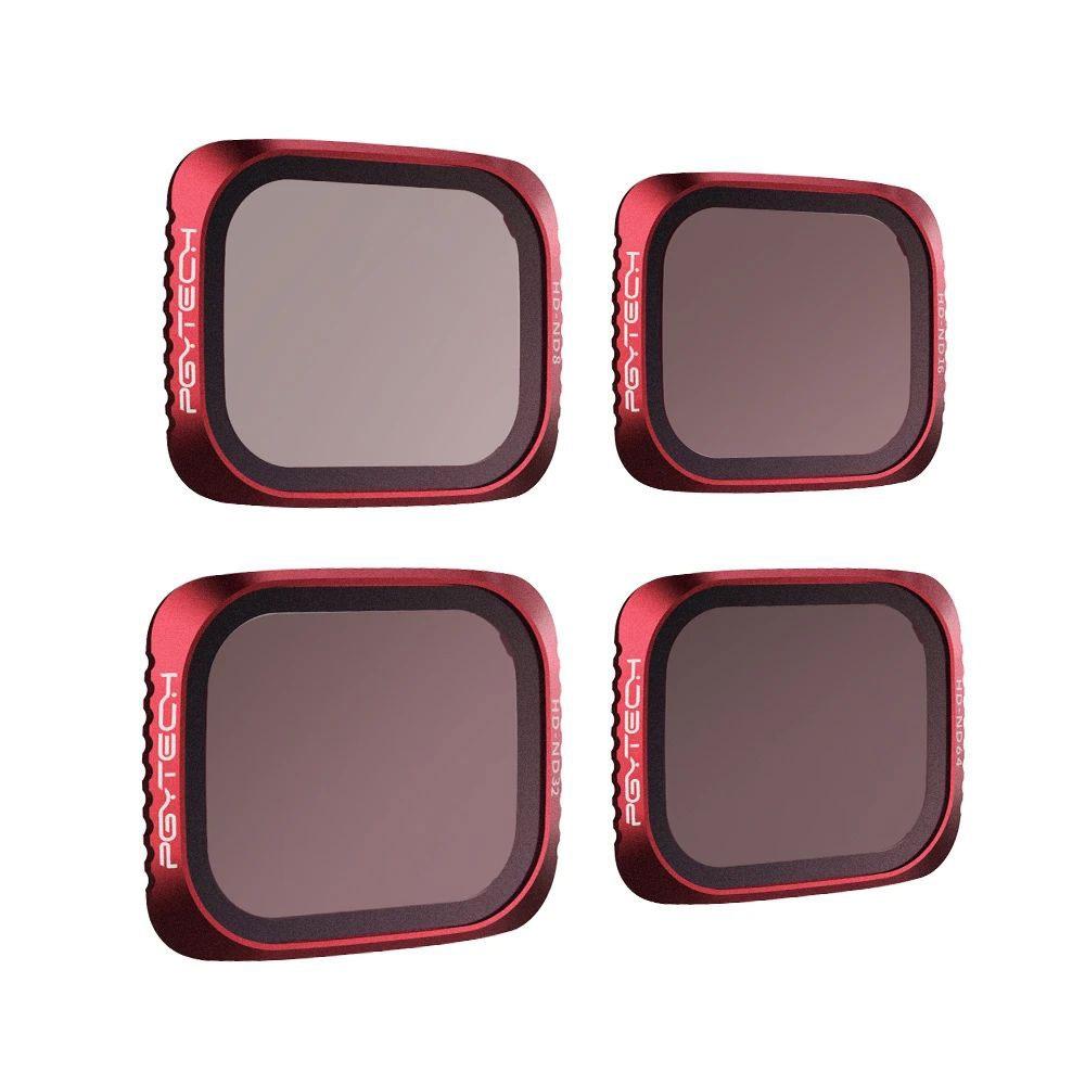 Kit de 4 filtres ND professionnels pour DJI Air 2S - PGYTECH