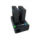 Kit de charge 2 batteries pour GoPro 7/6/5 - GoPole