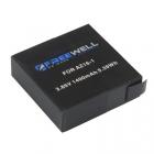 Batterie du kit de chargement pour Xiaomi Yi 4K