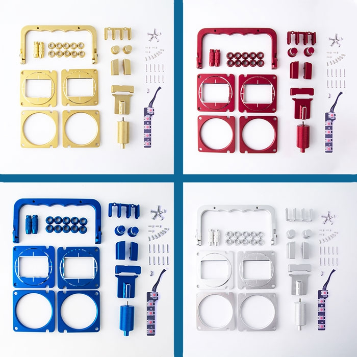 Kit de customisation pour TX16S - RadioMaster
