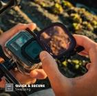 Kit de filtres Hero8 - DiveMaster - PolarPro