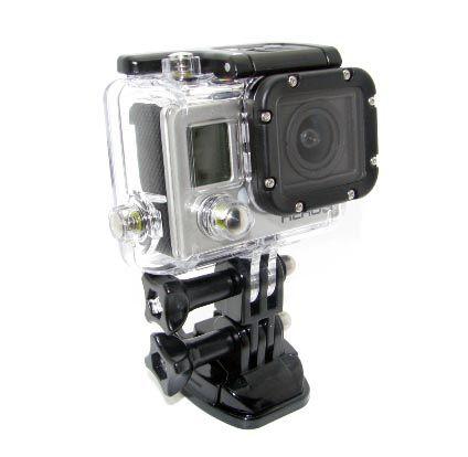 Kit de fixations Universelles pour GoPro
