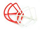 Kit de protection d\'hélices bicolore pour DJI Phantom