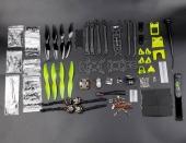 Kit DIY Explorer LR 4 Analog Pro - Flywoo