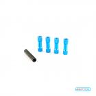 Kit Entretoise Aluminium TrueX Bleu