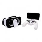 Le kit FPV pour Yuneec Breeze 4K comprend une paire de lunettes pour smartphones et une radiocommande bluetooth