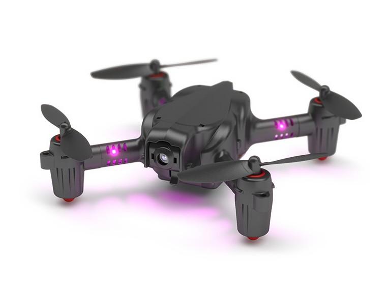 Kit FPV ByRobot installé sur le Petrone Fighter