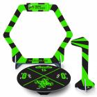 Kit Gate flag & base pour nano FPV racer vert