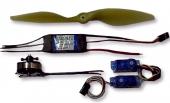 Kit motorisation pour Mini Swift