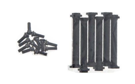 Kit piliers pour châssis central DJI S900