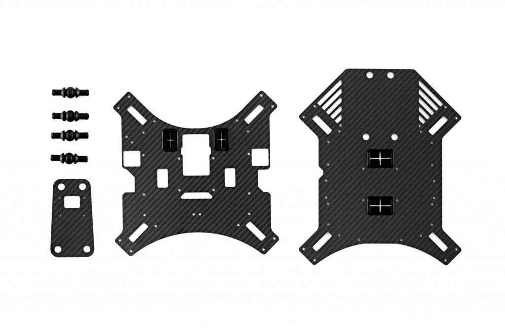 Kit plaques centrales pour DJI Matrice 100